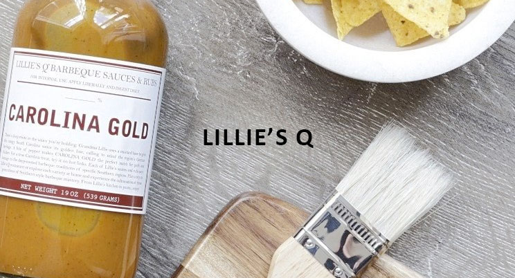 Lillie's Q Sauces